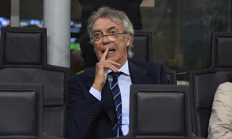 """Moratti: """"Cristiano Ronaldo all'Inter? Costava troppo. Consigliai Dybala, ora prenderei Haaland"""""""