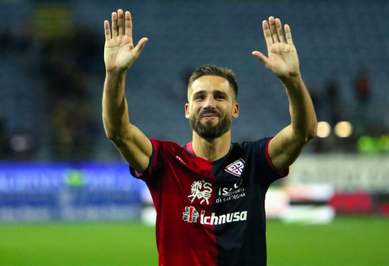 Cagliari, Pavoletti torna in gruppo per l'Udinese: le prove di formazione con Birsa in pole