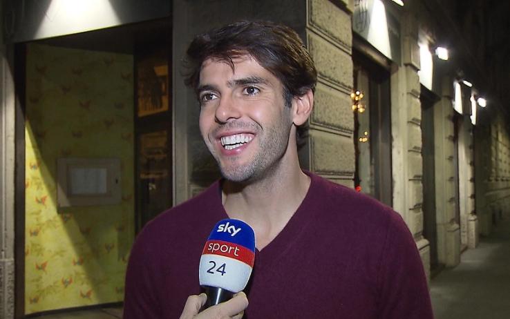 """Kakà: """"Ci sono due giovani in Italia che trovo strepitosi, saranno due top assoluti"""""""