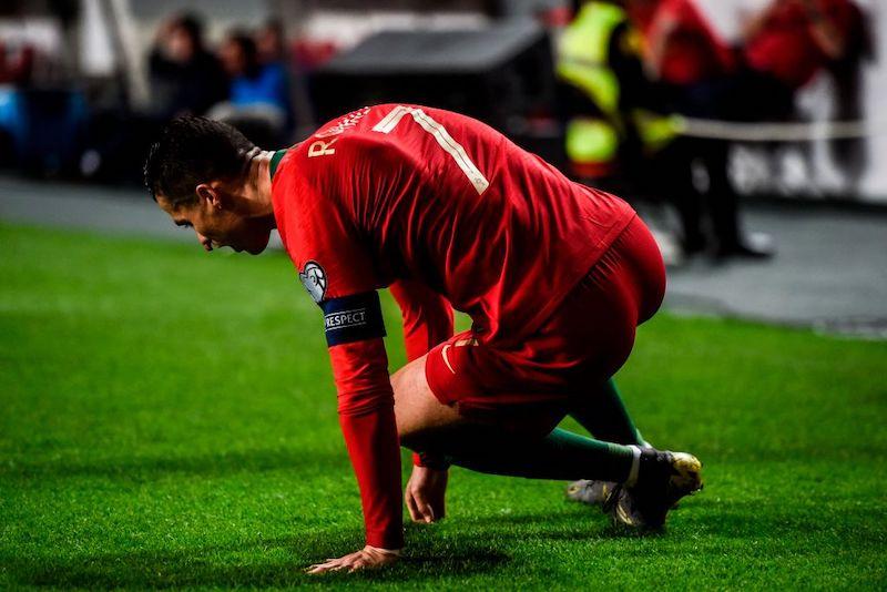 """Sky aggiorna: """"Juve in ansia, il problema di Ronaldo è al bicipite femorale della coscia"""""""