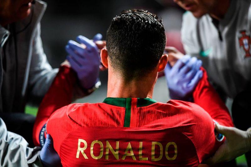 """Sky: """"Domani Ronaldo a Torino: lo staff medico del Portogallo ha detto a quello della Juve…"""""""
