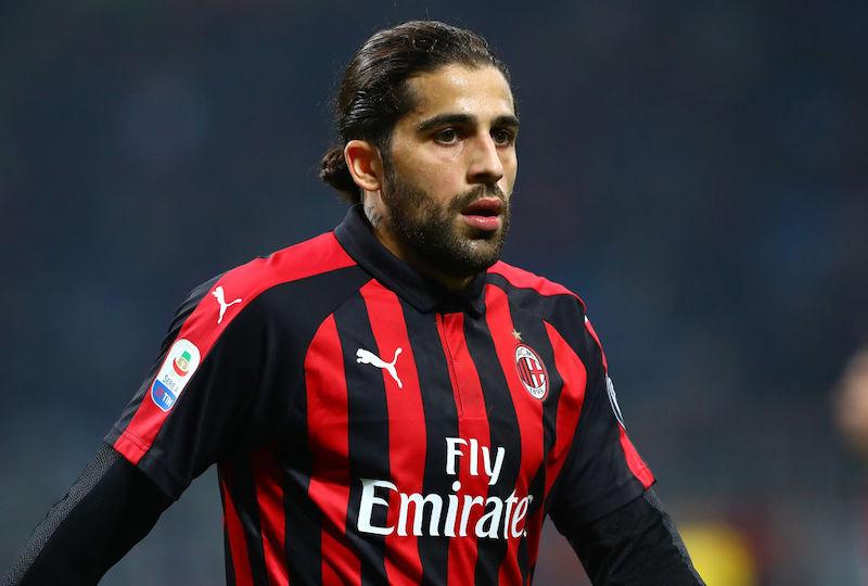 Milan, dubbi su Ricardo Rodriguez con l'arrivo in panchina di Giampaolo