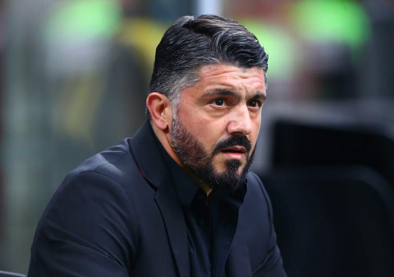 UFFICIALE – Gattuso non è più l'allenatore del Milan