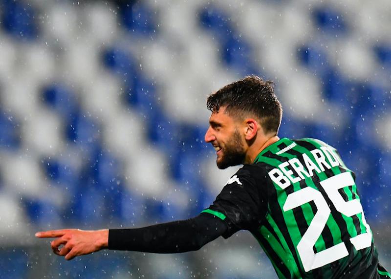 FORMAZIONI UFFICIALI – Torino-Sassuolo: tribuna per Berardi! Baselli titolare