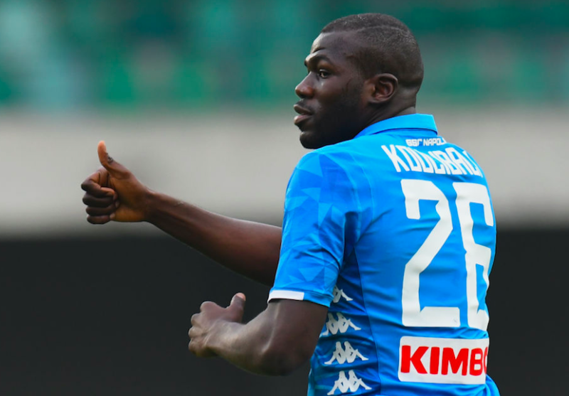 Koulibaly, il Napoli conferma di aver ricevuto un'offerta ufficiale da 90 milioni