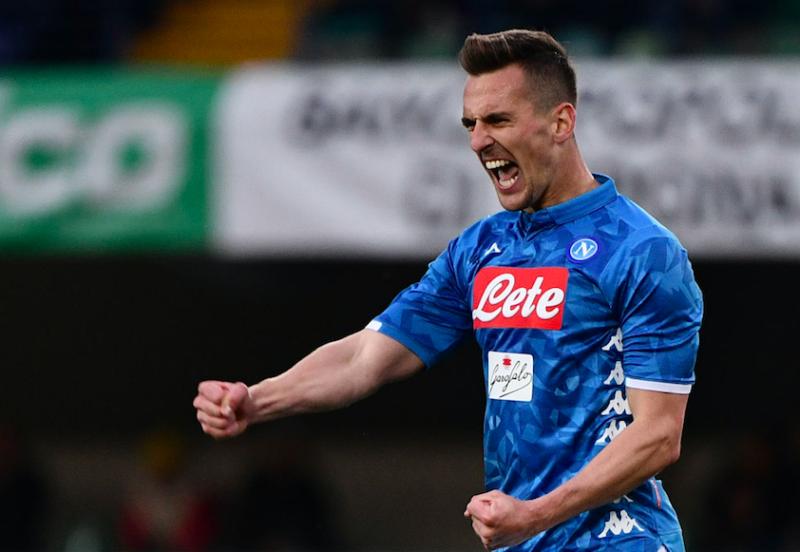 """Icardi al Napoli? Ancelotti non dimentica Milik: """"Tanti gol, ma senza continuità"""""""