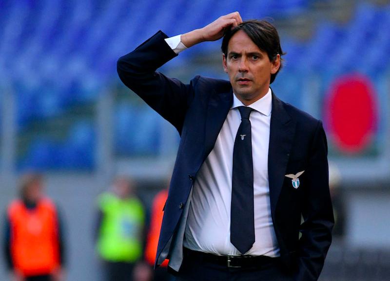 """Inzaghi infuriato: """"Follia di Milinkovic, ma anche Luis Alberto era troppo nervoso"""""""