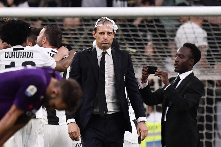 """Allegri: """"Mandzukic? Gli infortunati non tornano! Cambierò questi 4 nelle ultime partite"""""""