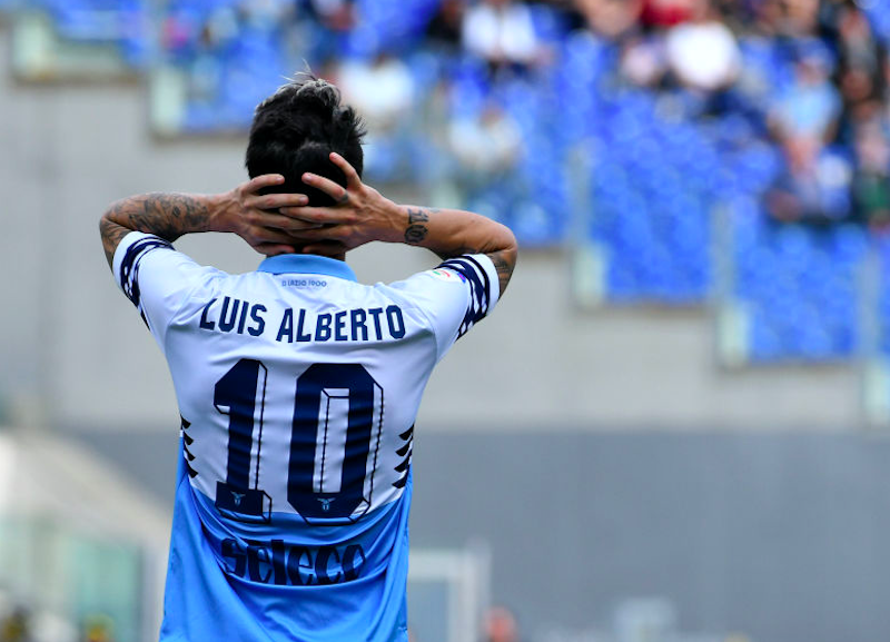 Già 11 squalificati per la 34a: quante giornate rischiano Luis Alberto e Milinkovic