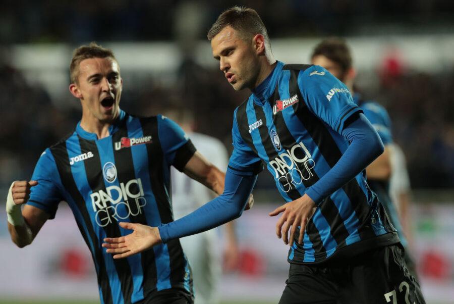 Atalanta senza Masiello, Mancini e Gomez: come cambia la formazione, novità Pasalic