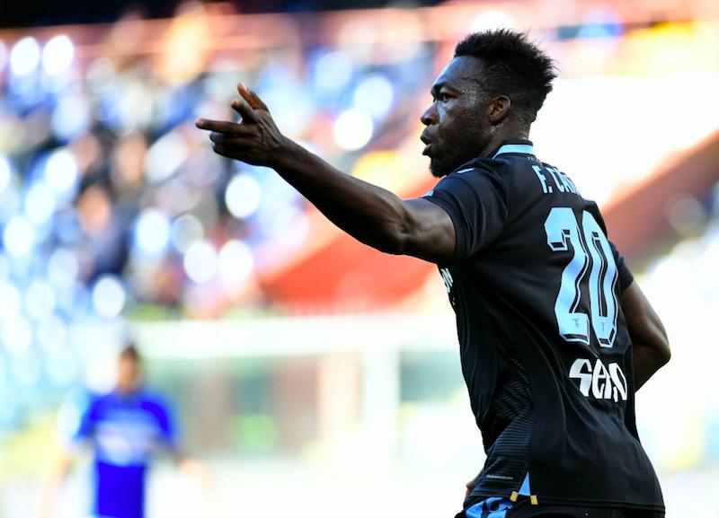 La Lazio perde anche Caicedo: stiramento al polpaccio, i tempi di recupero