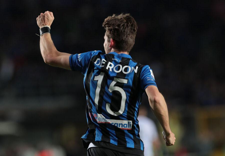 """De Roon fa svalvolare la Gazzetta: """"Migliore in campo, un lancio alla Platini"""""""