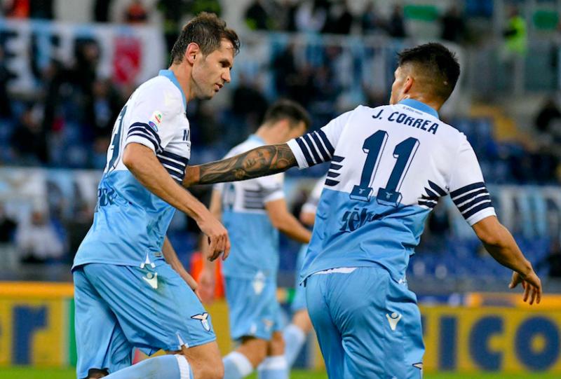 Lazio, Acerbi fa già gli straordinari. Non solo Milinkovic, KO anche Lulic
