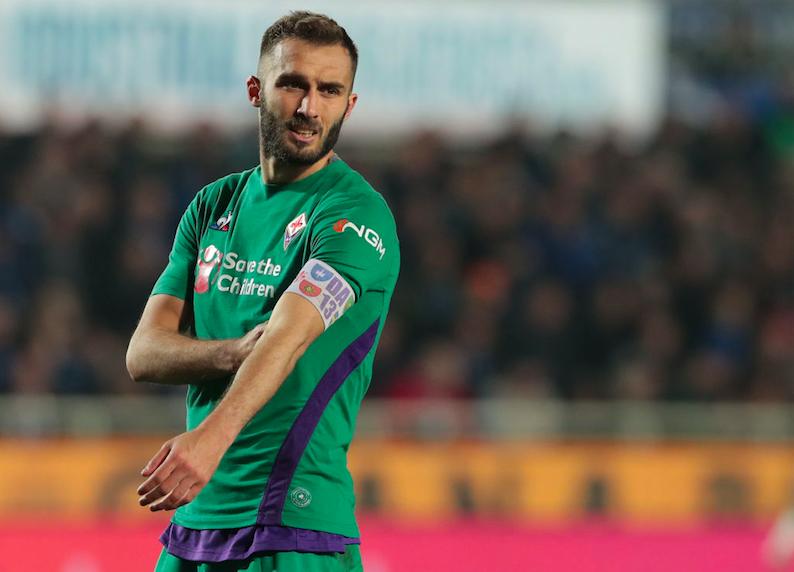Cinque squalificati dopo le partite delle 19.30: due assenze per Fiorentina-Cagliari
