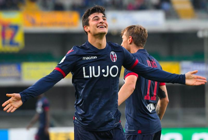 """Mihajlovic: """"Orsolini ha saltato un allenamento, ma gli esami hanno detto altro"""""""