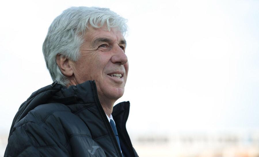 """Gasperini: """"Gomez non stupisce. Furia Gosens: fa gol ma deve alzare il livello"""""""