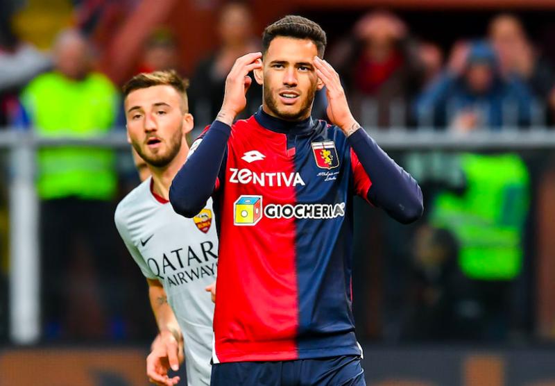 FLASH – Stop nel riscaldamento per il Genoa: gioca Sanabria da titolare