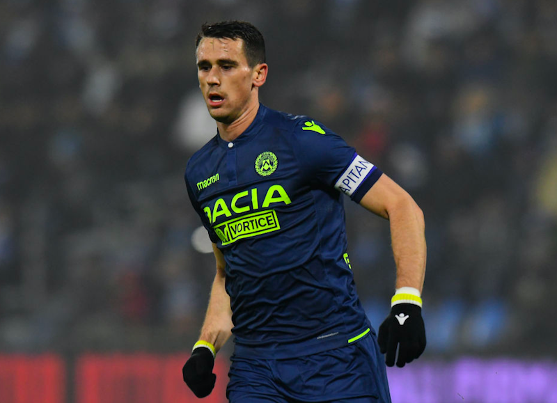 Udinese-Bologna, le formazioni ufficiali: out Lasagna, Santander e Fofana dal 1′