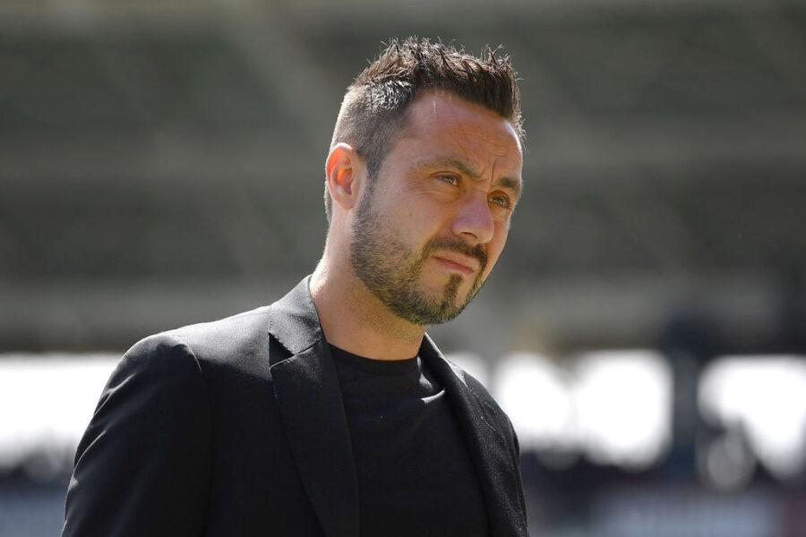 """De Zerbi: """"La verità sul ritorno di Boateng! Locatelli sarà da Juve, Berardi segna poco"""""""