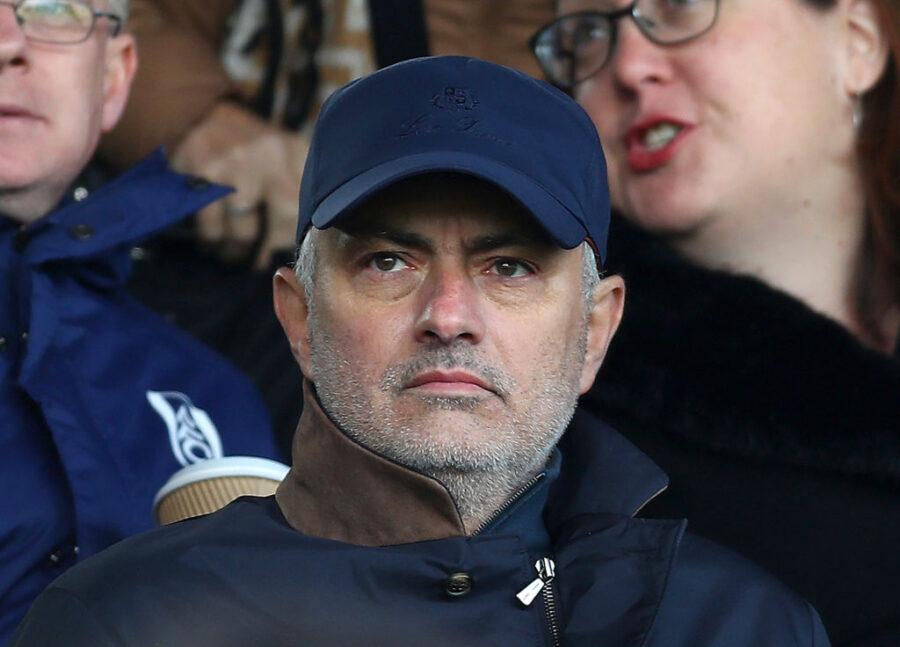 """Mourinho: """"Perché ho scelto la Roma! Dopo aver parlato coi Friedkin ho capito che…"""""""