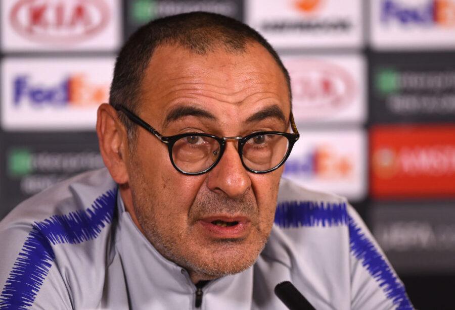 """Juve, la Gazzetta: """"Contatto diretto con Sarri, già pronto a dire sì ai bianconeri"""""""