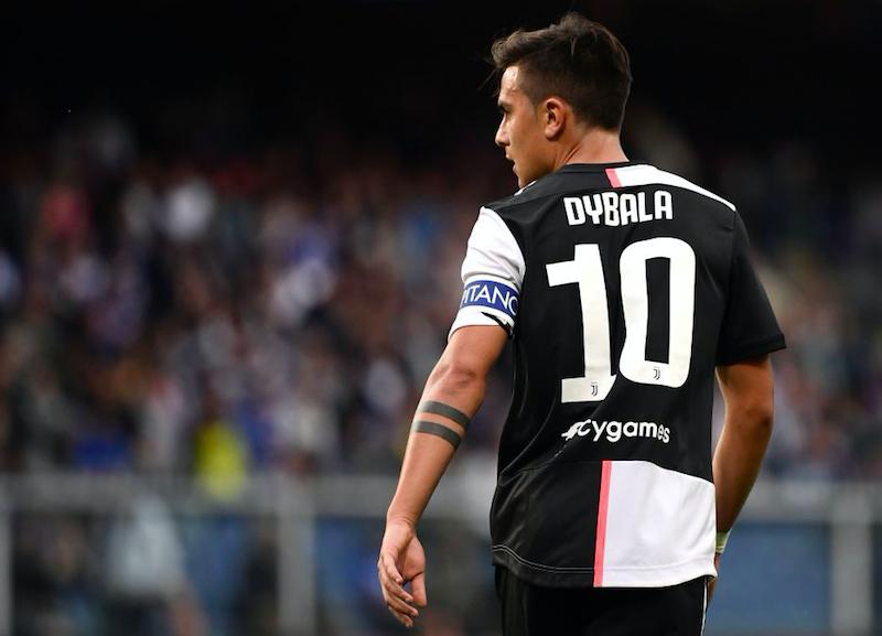 Juve, 4-0 al Novara: segna Dybala, gol di de Ligt, assist per Douglas Costa