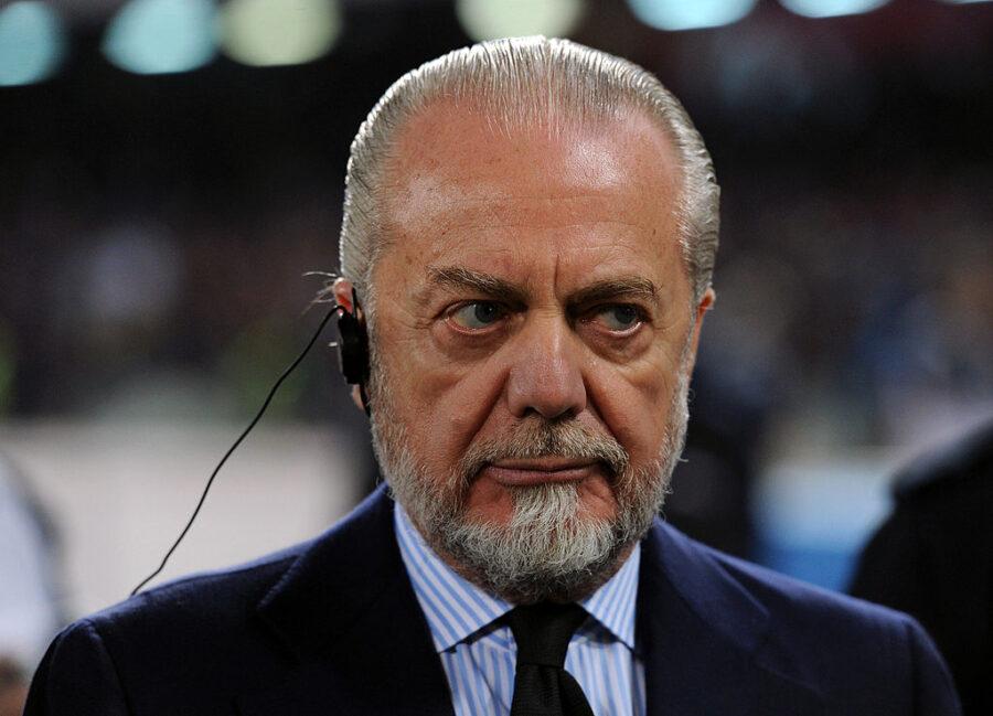 """De Laurentiis: """"Non compro Icardi al Napoli! James e Lozano? Vedremo…"""""""
