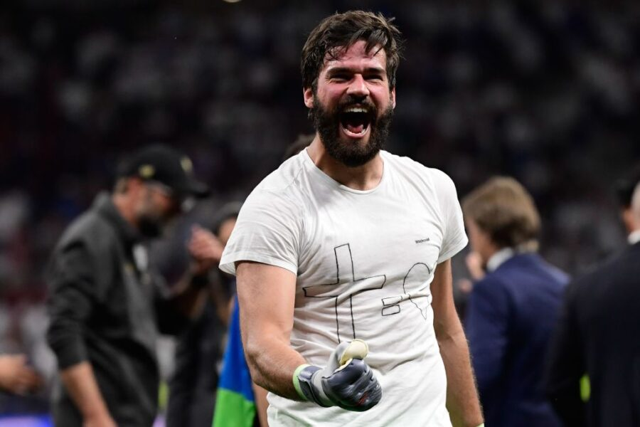 Alisson e il retroscena su Milik che è valso la Champions League