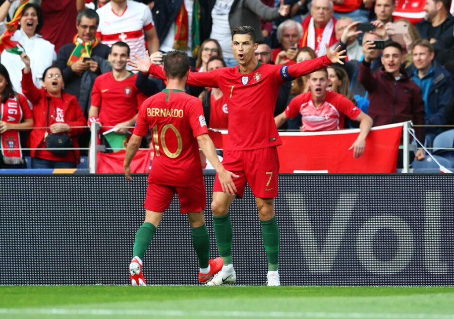 Ronaldo inizia la stagione al top: gol anche con il suo Portogallo