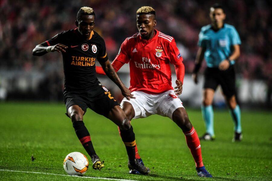 Colpo Samp: in arrivo Florentino dal Benfica, il centrocampista che voleva il Milan