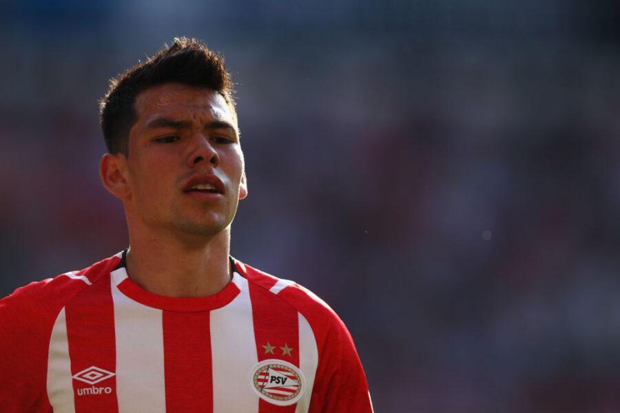 """Sky annuncia: """"Il Napoli è vicino al colpo da 50 milioni: il PSV accetta per Lozano"""""""