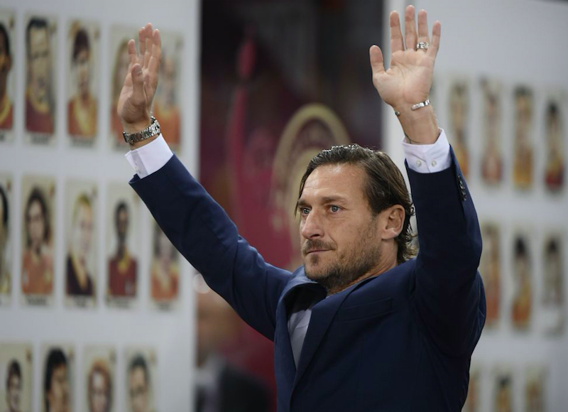 """Totti: """"Lascio la Roma, non è colpa mia: tenuto fuori da tutto!"""". Che bordate a Pallotta e Baldini"""
