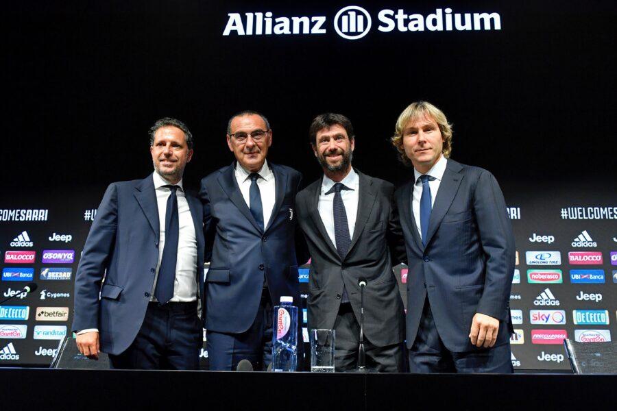 Sarri cambia la Juve: Rabiot c'è, novità Icardi, via altri tre oltre Cancelo e per Higuain…