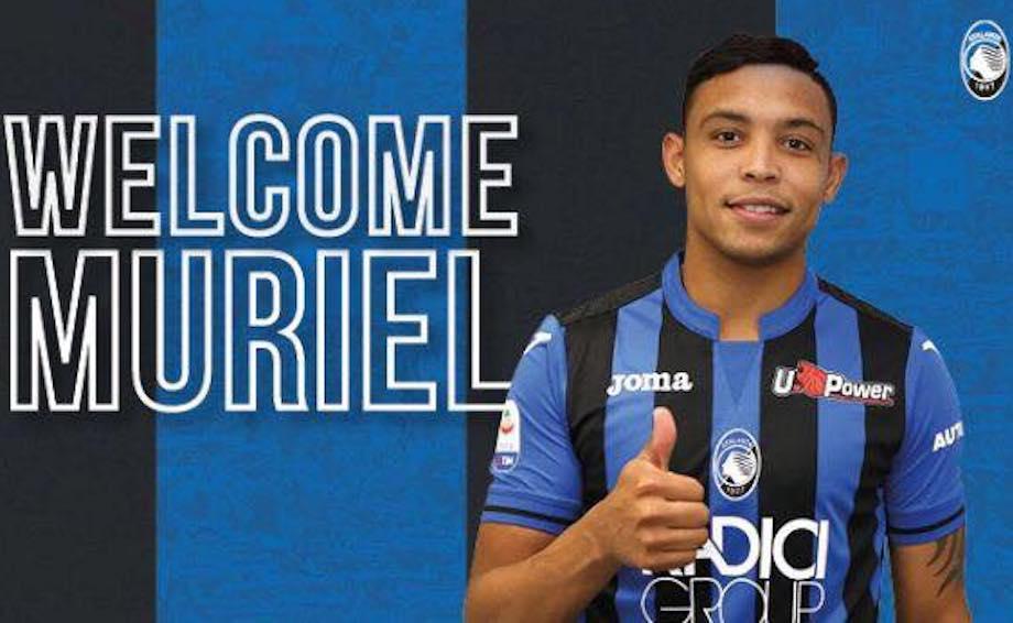 UFFICIALE – L'Atalanta annuncia l'acquisto di Luis Muriel!