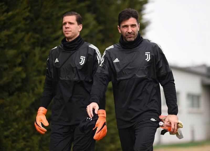 Buffon torna, ma chi sarà il titolare? Già decisa la gestione con Szczesny