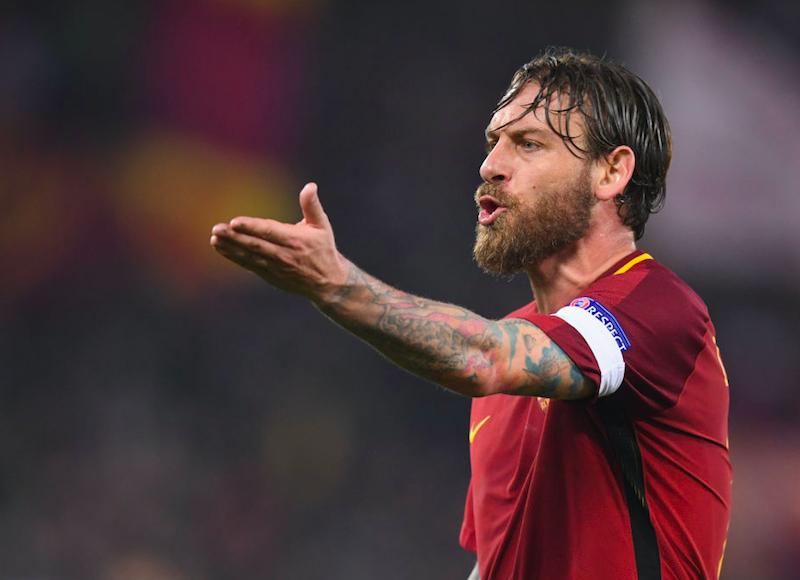 """Di Marzio: """"Ecco i club che hanno cercato De Rossi: c'è una tentazione Milan"""""""