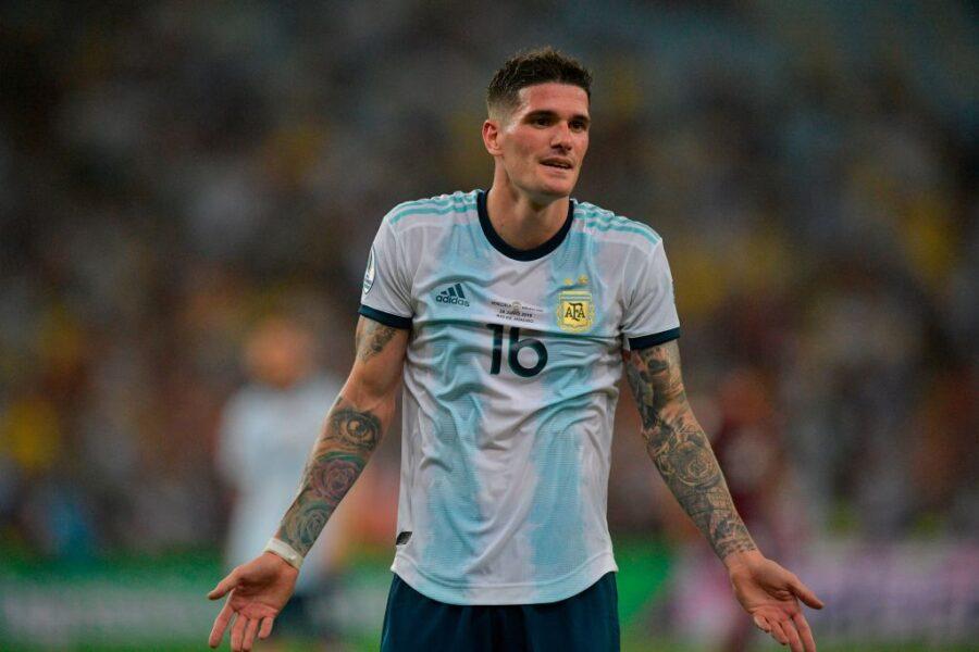 De Paul show: pagella strepitosa con l'Argentina! Ma si arrabbia con un giornalista…