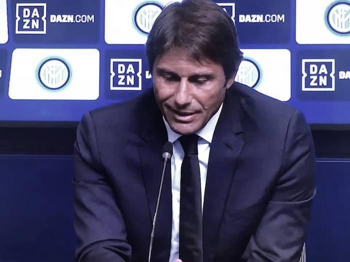 """Conte: """"Perisic? Sacrificio o si va via! Lautaro, non vedo l'ora. Sì alla difesa a 3, Icardi e Nainggolan…"""""""