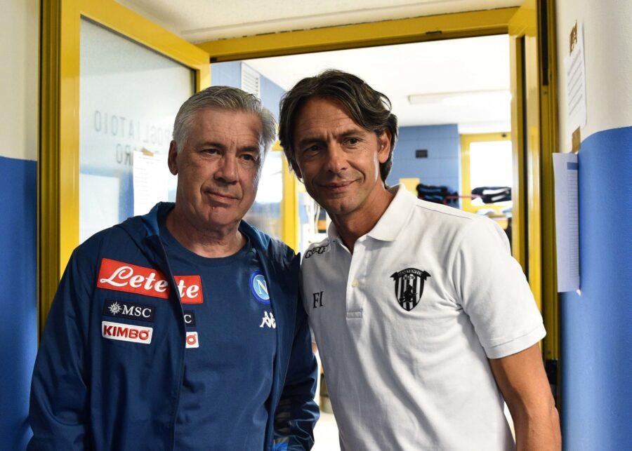 """Ancelotti: """"Ho scritto un sms a James: se salta, ne arriva un altro! Modulo deciso, Milik…"""""""