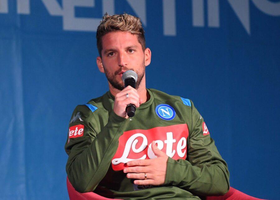 """Mertens: """"Proverò il record di gol. James, vieni a Napoli!"""". E una battuta su Manolas…"""