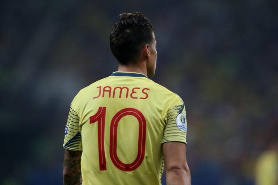 "Di Marzio: ""De Laurentiis, le stoccatine a James perché è sempre più Atlético"""
