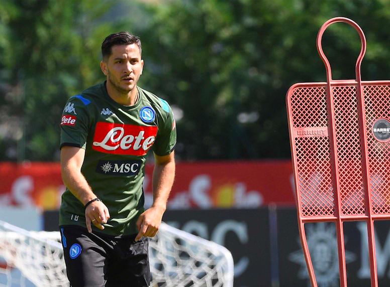 Napoli, gli indizi dal 5-0 in amichevole: Manolas gol, Insigne ispira e il nuovo modulo…