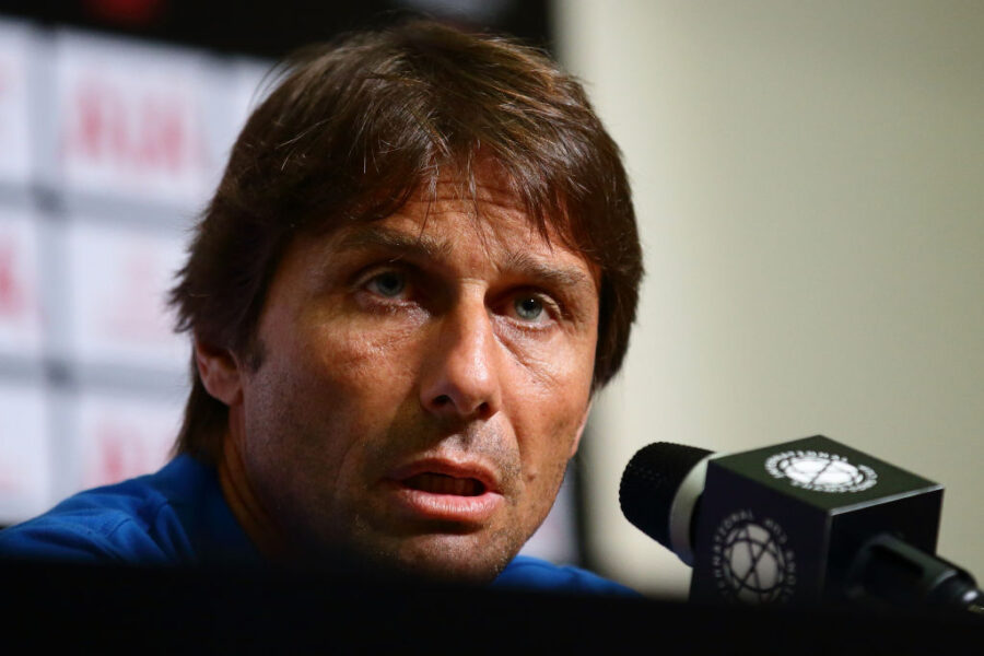 """Conte: """"Rispetto Icardi, non mi turba ma sapete la nostra scelta! Lukaku con Lautaro…"""""""