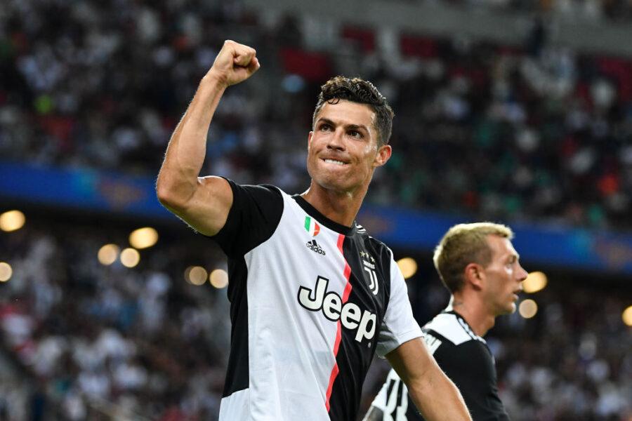 Ronaldo colpisce subito: gol alla prima stagionale, quando Sarri lo cambia…