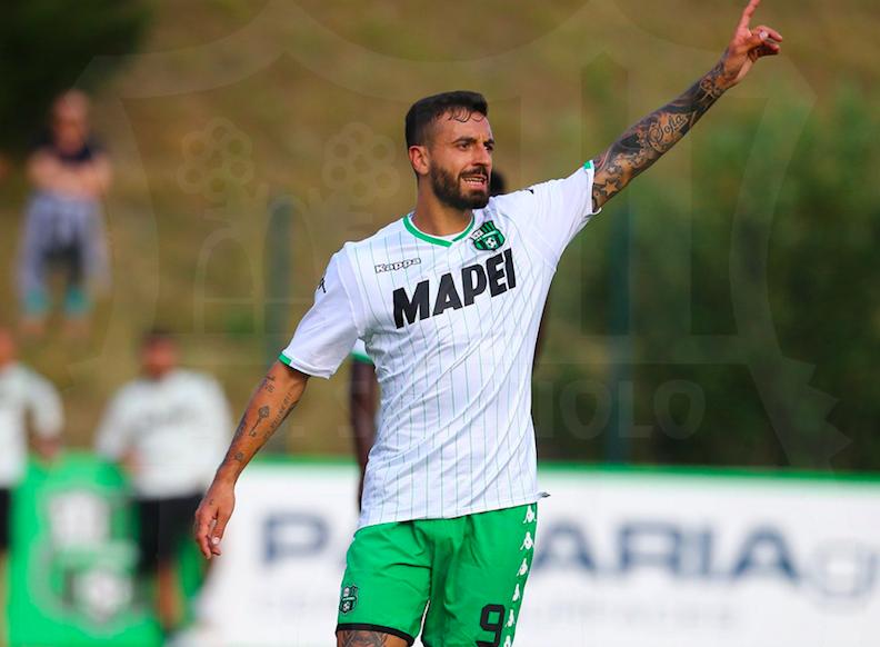 """Caputo si gode il Sassuolo: """"De Zerbi mi piace, ottima intesa con Berardi"""""""