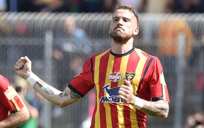 Lecce, sos attacco: La Mantia e Lapadula non si allenano in gruppo. E Farias è out