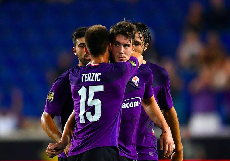 Fiorentina, salgono le quotazioni di Vlahovic: le ultime di formazione, rischia Benassi