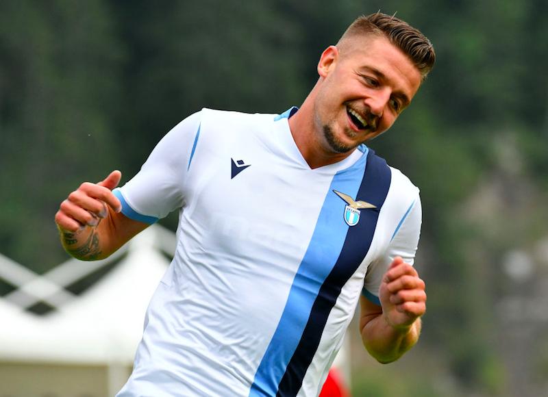 """Milinkovic, gol e delizie in amichevole: """"Ma può essere la sua ultima gara"""""""