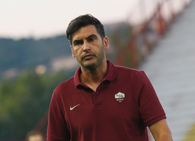 """Fonseca gela l'Inter: """"Dzeko è della Roma! Quanto è forte, si allena alla grande"""""""