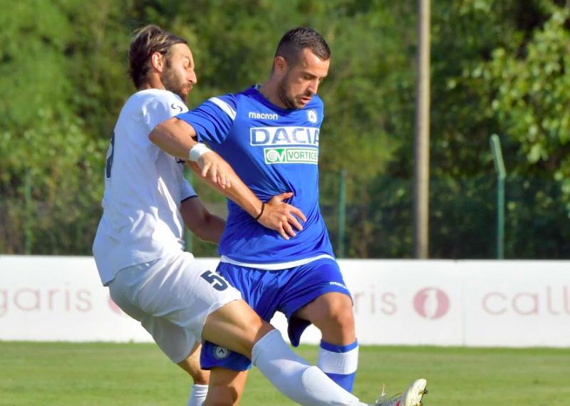 Udinese, primi gol in amichevole per Nestorovski e Cristo Gonzalez